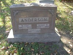Charles S Anderson