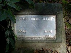James Craig Allen