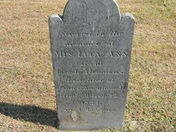 Lucy Ann <i>Bussell</i> Alverson