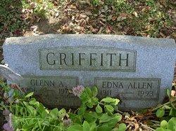 Edna <i>Allen</i> Griffith