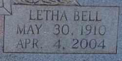 Letha Bell <i>Whiteley</i> Delano