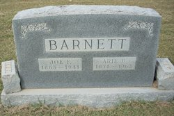 Arie Adna <i>Bush</i> Barnett