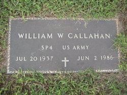 William W. Callahan