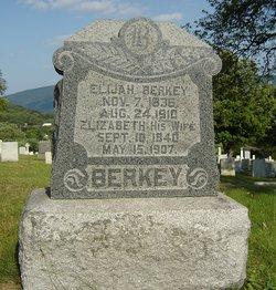 Elijah Berkey