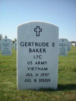 Gertrude Elaine Baker
