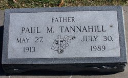 Paul Merlin Tannahill