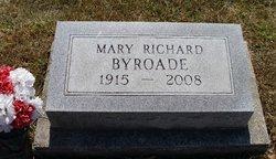 Mary Katherine <i>Richard</i> Byroade