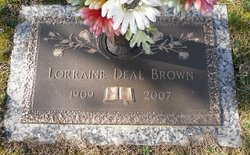 Lorraine Gambill <i>Deal</i> Brown