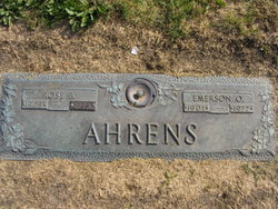 Rose B Ahrens