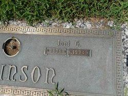 Joni G. Robinson