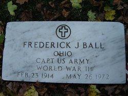 Frederick James Ball