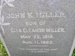 John Krepps Miller