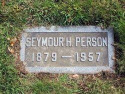Seymour Howe Person