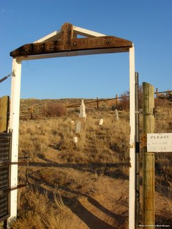 Byrne Family Cemetery