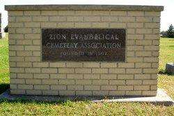 Zion Evangelical Methodist Cemetery
