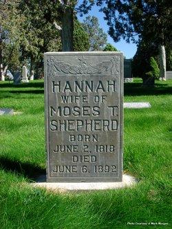 Hannah <i>Garlick</i> Shepherd