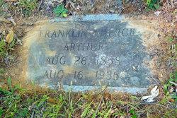 Franklin Pierce Arthur