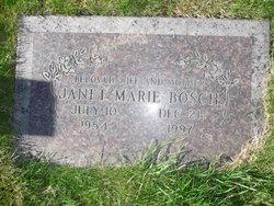 Janet Marie <i>Matson</i> Bosch