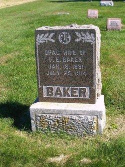 Opal Ruby <i>Kinney</i> Baker
