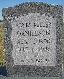 Agnes Etta Miller <i>Slocum</i> Danielson
