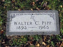 Walter Clement Pipp