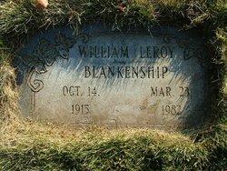 William LeRoy Blankenship