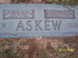 Gaynelle <i>Heath</i> Askew