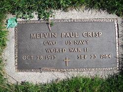 Melvin Paul Crisp