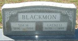 Gaynell Myrtle <i>Dodd</i> Blackmon