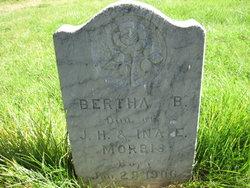 Bertha B. Morris