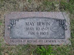 May <i>Dennis</i> Irwin