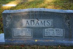 John Will Adams