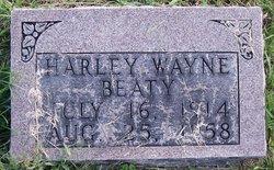 Harley Wayne Beaty