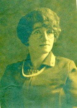 Loretta Anna <i>Blanche-Tappan</i> Babcock