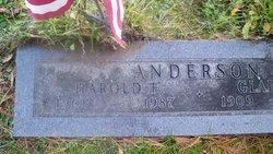 Harold Francis Anderson