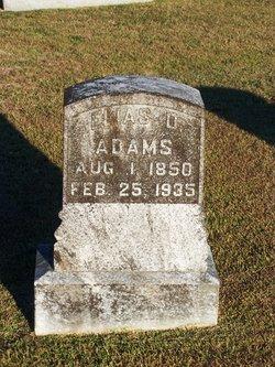 Elias Davis Adams