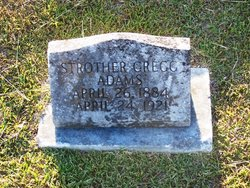 Strother Gregg Adams