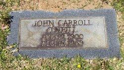 John Carroll O'Neill