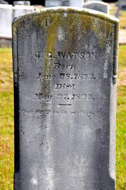 John Gary Watson