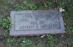Vera <i>Darnall</i> Apfield
