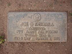 Joe Ogburn Sherrill