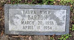 Laura Ella <i>Myers</i> Barron