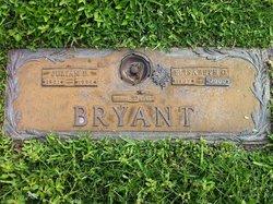 Julian Egbert Bryant, Sr