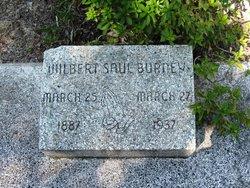 Wilbert Saul Bennett Burney