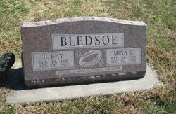 Claude Ray Bledsoe