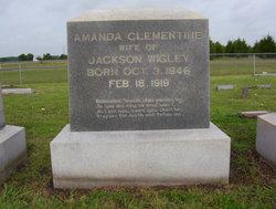 Amanda Clementine <i>Laney</i> Wigley