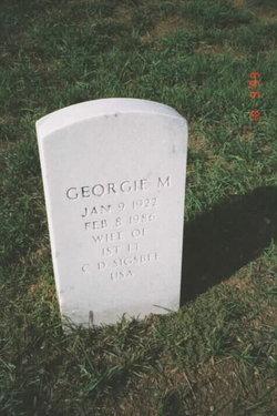 Georgie Mary <i>Shepherd</i> Sigsbee
