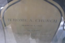 Jerome Andrew Jerry Church