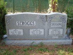 Lucille <i>Benoit</i> Scroggs