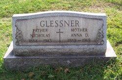 Anna D. <i>Augustine</i> Glessner